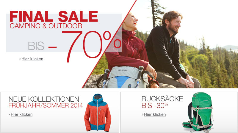 WSV Outdoor bis -70%