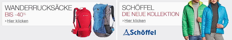 Angebote Camping & Outdoor