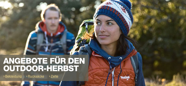 Camping & Outdoor Angebote