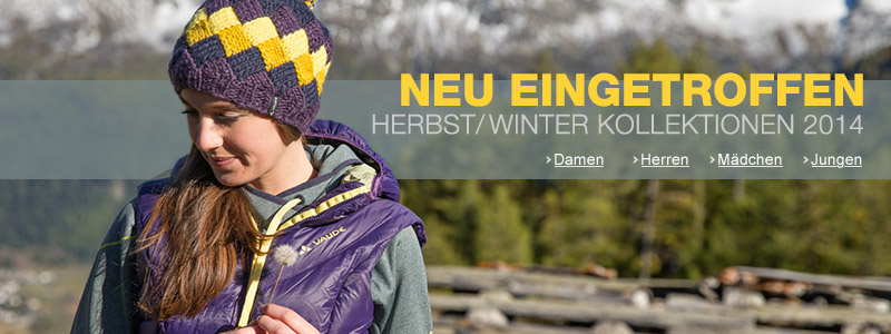 Camping & Outdoor Herbst/Winter 14
