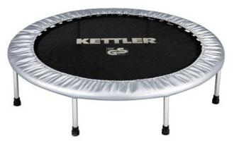 kettler trampolin silber schwarz 120 cm 07291 900. Black Bedroom Furniture Sets. Home Design Ideas