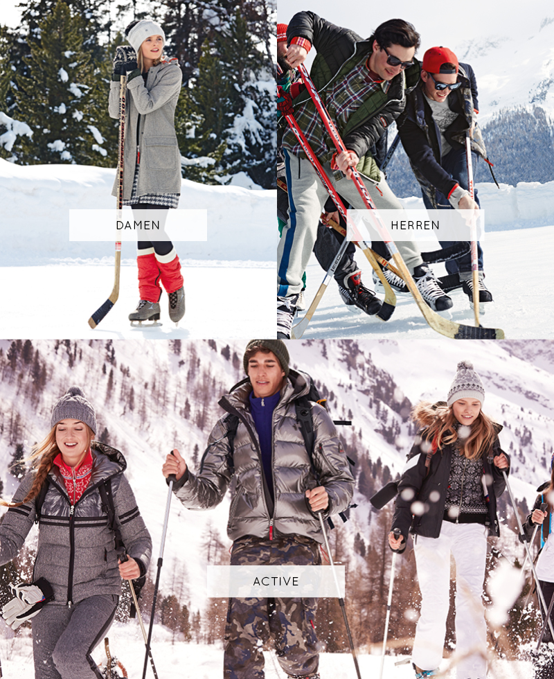 Bogner Fire + Ice Herbst/Winter 2014