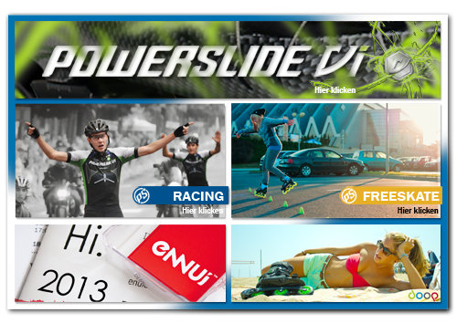 Powerslide VI, Racing; Freeskate; ennui, doop