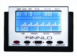 FINNLO Ruder-Ergometer Aquon XTR – professionelles Rudertraining - Weitere Features