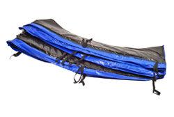 HUDORA Rahmenpolsterung für Trampoline 366 cm Ø, Tarpaulin (Art. 95523) - Zusatzbild