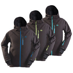 "Ultrasport Herren-Funktions-Alpin-Outdoorjacke Softshell ""Everest"" mit Ultraflow 10.000"