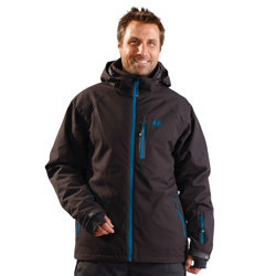 "Ultrasport Herren-Funktions-Alpin-Outdoorjacke Softshell ""Everest"" mit Ultraflow 10.000 - Weitere Features"