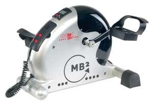 christopeit mini bike mb 2 silber schwarz sport freizeit. Black Bedroom Furniture Sets. Home Design Ideas