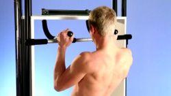 Ultra Sport 4 in 1 Gym bar