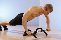 Ultra Sport 4-in-1 Upper Body Workout Bar