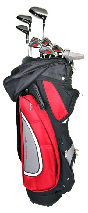 Ultrasport Golf Komplett-Set