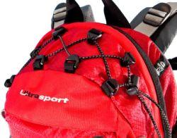 Ultrasport Outdoor- und Trekkingrucksack inkl. Regenhülle, 35 Liter