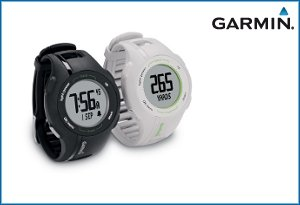 Garmin GPS Golfuhr Approach S1 W, white
