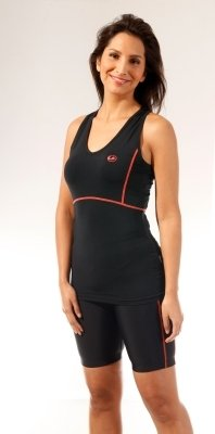 Ultrasport Damen-Funktions-Sport-Tank Top mit Quick-Dry-Funktion