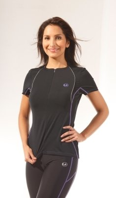 Ultrasport Damen-Funktions- Lauf-/Sport-Shirt Kurzarm mit Quick-Dry-Funktion - Weitere Features