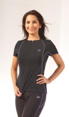 Ultrasport Damen-Funktions- Lauf-/Sport-Shirt Kurzarm mit Quick-Dry-Funktion - Weitere Features