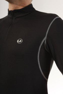 Ultrasport Herren-Funktions- Lauf-Sport-Shirt Kurzarm mit Quick-Dry-Funktion - Zusatzbild