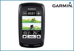 Garmin Edge 800 Radcomputer + Garmin Transalpin 2012 grenzüberschreitende Freizeitkarte, auf microSD, M10-DE100-19 - Zusatzbild