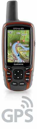 GPSmap mit GPS Logo