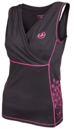 Ultrasport antibakterielles Damen-Funktions-Sport-/Fitness-Shirt mit Quick Dry Function
