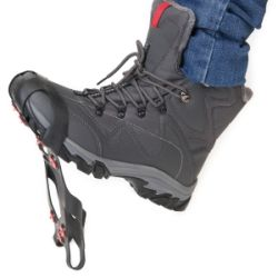 Crampons à neige, taille universelle 36-40 / 41-45
