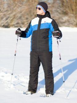 "Ultrasport Herren-Funktions-Alpin-Outdoorjacke  ""Zermatt"" mit Ultraflow 10.000 - Zusatzbild"