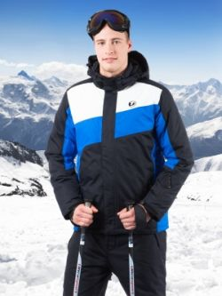 "Ultrasport Herren-Funktions-Alpin-Outdoorjacke  ""Zermatt"" mit Ultraflow 10.000 - Weitere Features"