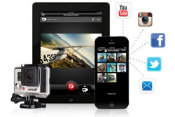 GoPro Actionkamera Hero3+ Black Edition - Zusatzbild