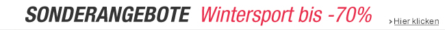 Wintersport Sonderangebote