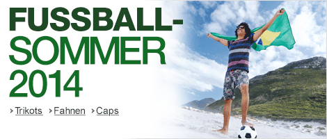 Fussball-Sommer 2014