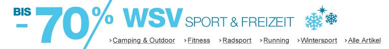 WSV & Neue Kollektion Sport & Freizeit