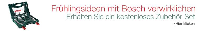 Frühlingsideen mit Bosch verwirklichen