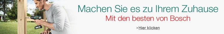 Machen Sie es zu Ihrem Zuhause - mit den besten von Bosch