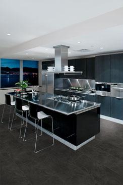 Bodenbelag Küche