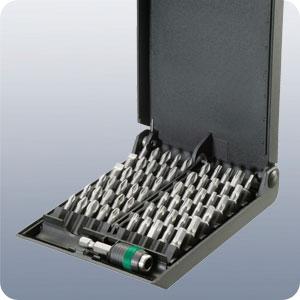 wera 05057122001 bits sortiment bit safe 60 tlg 8600 889. Black Bedroom Furniture Sets. Home Design Ideas