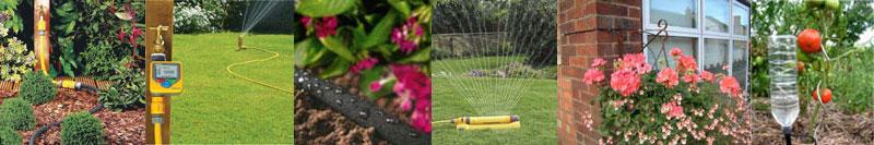 Sprinklers und automatische Bew�sserungssysteme