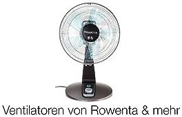 Ventilatoren von Rowenta & mehr