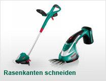 Bosch Rasenkanten Schneiden