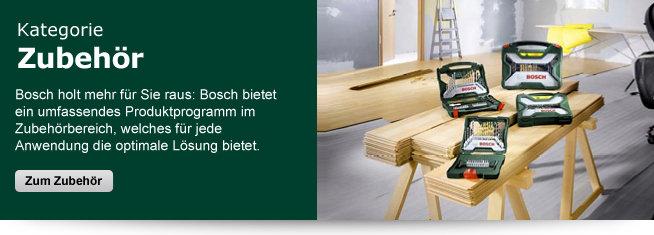Bosch Zubehör