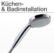Restposten K�chen- & Badinstallation