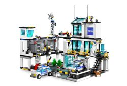 LEGO CITY Polizeistation