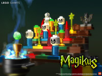 LEGO Spiele Magikus