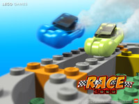 LEGO Spiele Race 3000