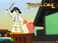 LEGO Spiele Pirate Code