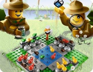 LEGO Spiele 3854 Frog Rush