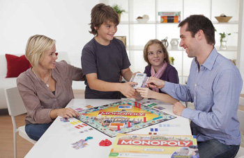 Monopoly Banking - das Spiel Box