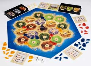 Die Siedler von Catan – Ein Spiel von Abenteurern und Entdeckern