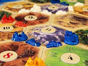 Die Siedler von Catan – Ein Spiel von Abenteurern und Entdeckern - Zusatzbild