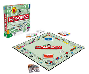 Monopoly 00009 - Monopoly Classic (Deutsche Version) - Weitere Features