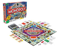 Parker 01612100 - Monopoly World